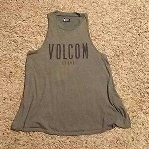 Sleeveless Volcom shirt